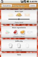 Screenshot of Pasta Explorer Lite