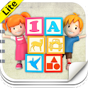 Kids Preschool Games ABC Lite logo