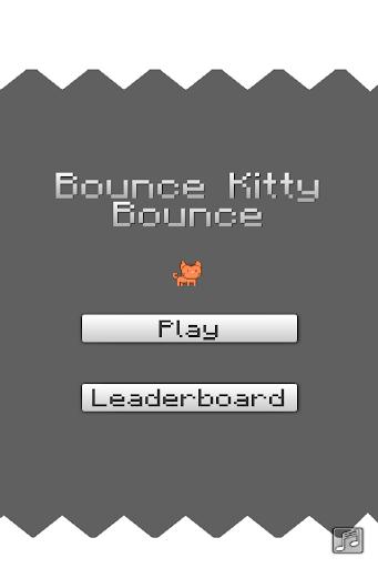 Bounce Kitty Bounce