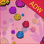 Flowers Theme for ADW Launcher APK icon