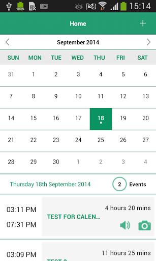 Calendar Professional