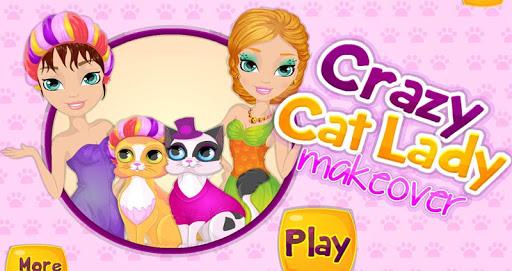 玩家庭片App 瘋狂的貓夫人化妝免費 APP試玩