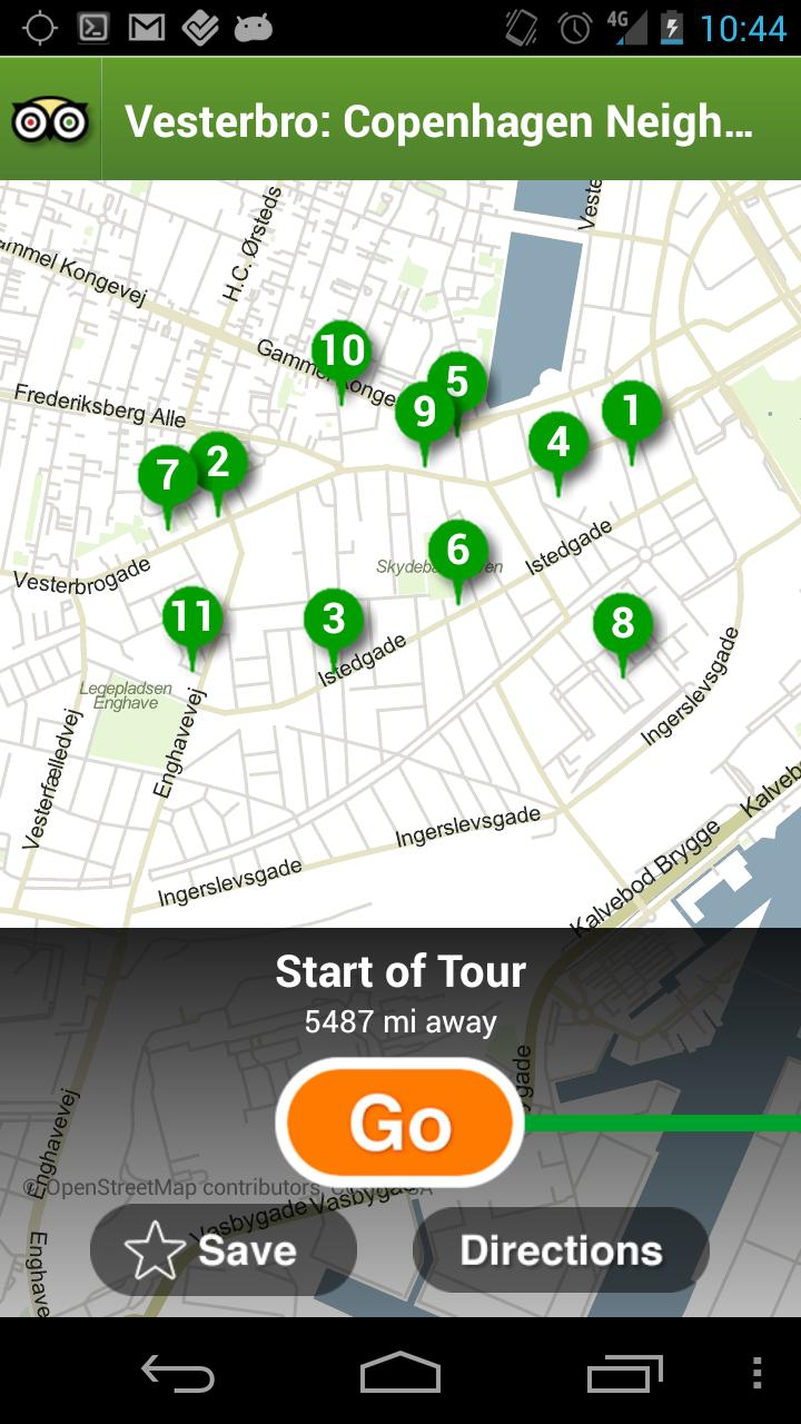 Copenhagen City Guide screenshot #5