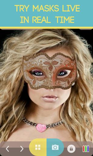 Mask Selfie: for Halloween