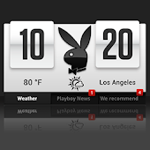Playboy Updates Widget