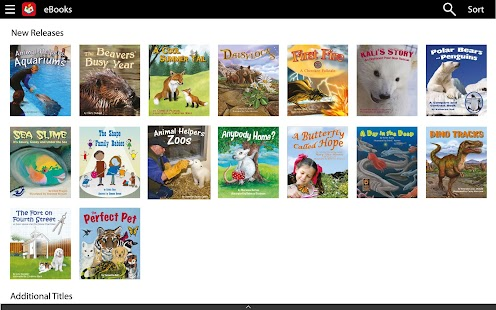 Fun eReader Picture Books- screenshot thumbnail