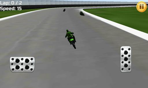 Motorcycle Sim 3D