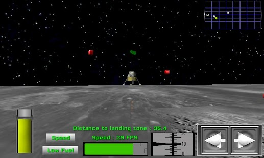 Space Lander- screenshot thumbnail