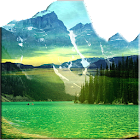 Живые Обои Mountains icon