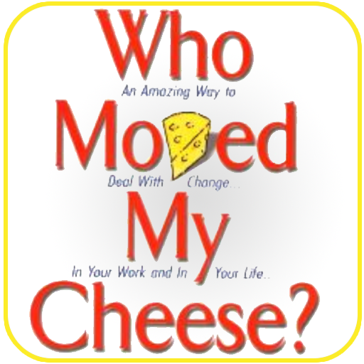 Who Moved My Cheese? LOGO-APP點子
