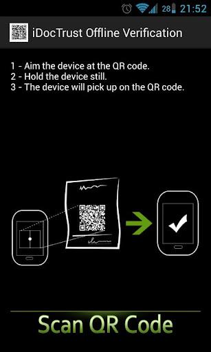 iDocTrust Offline Verifier