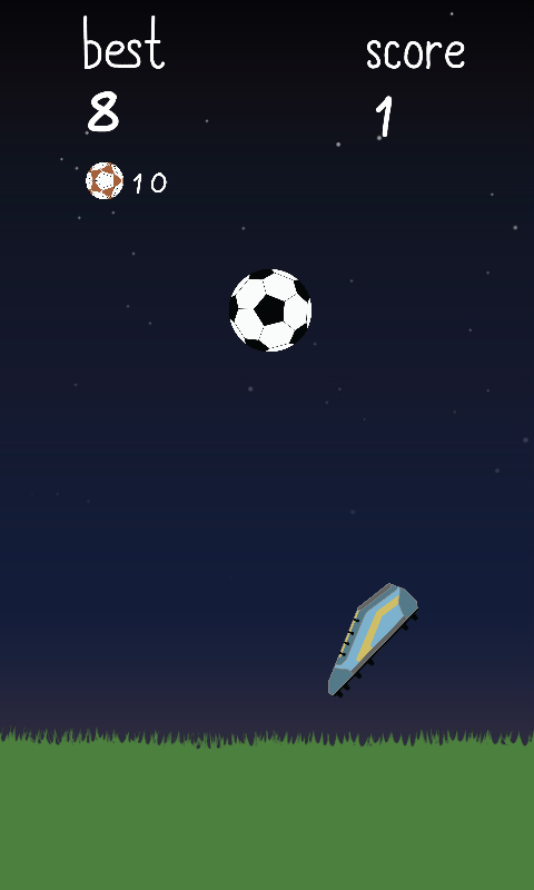 Soccer Juggling 2015 HD- screenshot