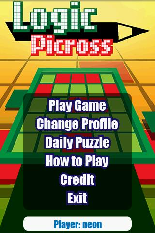 Logic Picross - screenshot