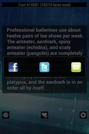 10,500+ Cool Facts Screenshot 15