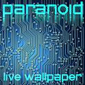 Circuit Board Live WP blue 3d