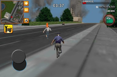 Crime City Real Police Driver APK screenshot thumbnail 6