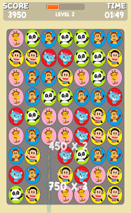 Monkey Jr Crush Saga