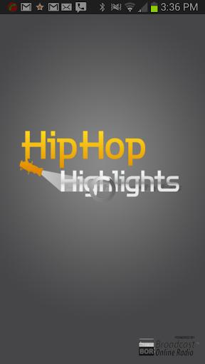 Hip Hop Highlights