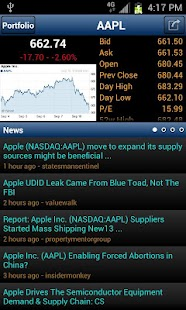 Stock Analyst Pro- screenshot thumbnail