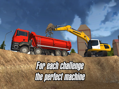 Construction Simulator 2014 v1.11 Mod APK+OBB 6