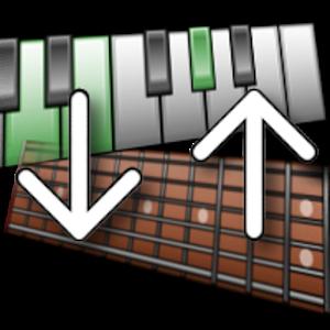 GuitarPianoConverterDavidKBD 書籍 App LOGO-APP試玩