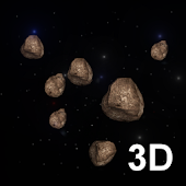 3D Asteroid Space LWP