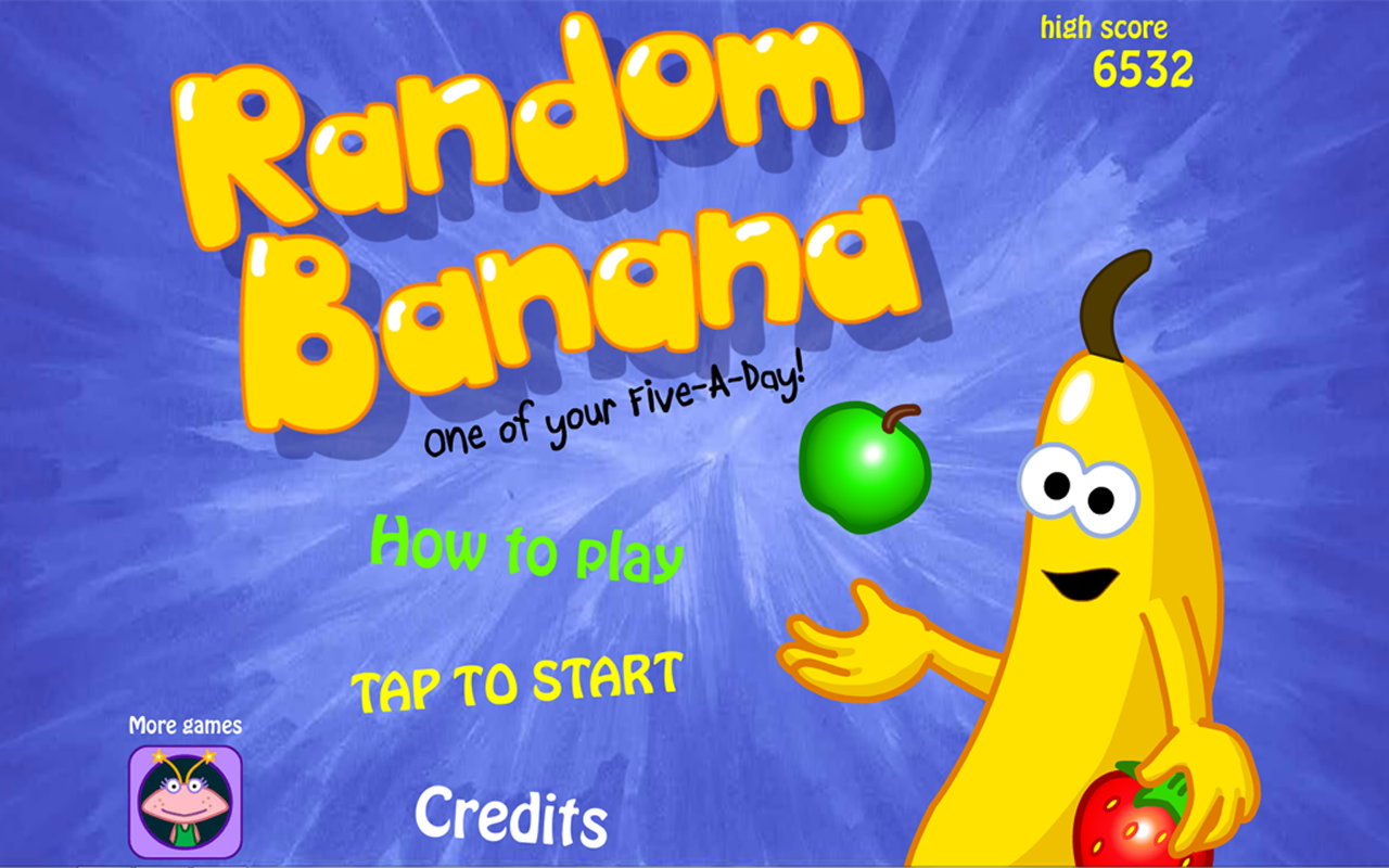 Random Banana- screenshot