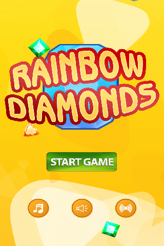 Best Rainbow Diamonds Match 3