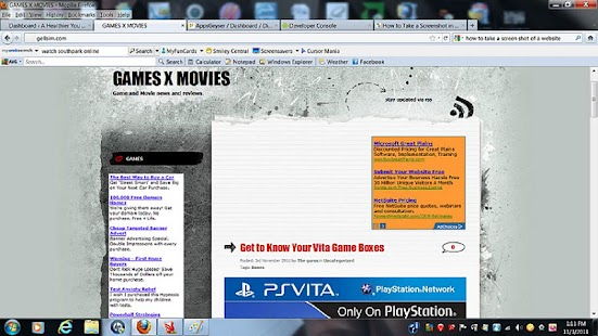 Games and Movies - screenshot thumbnail