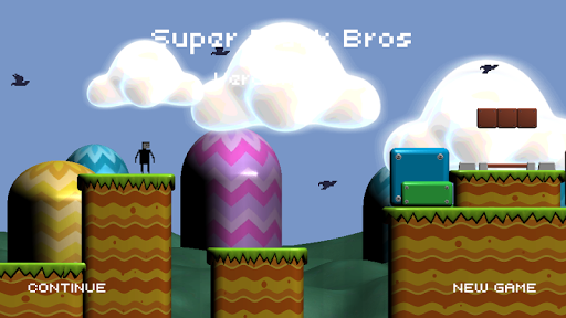 Super Black Bros HD 3D Gratis
