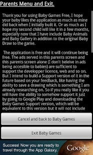 Baby Games- screenshot thumbnail