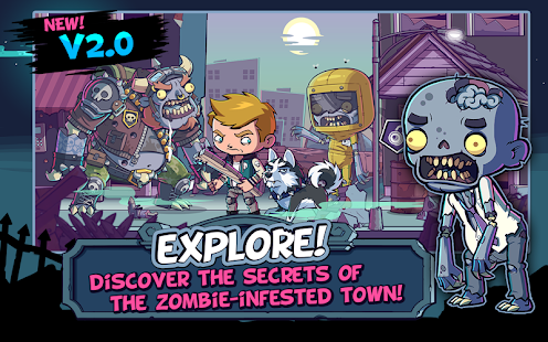 ZOMBIES ATE MY FRIENDS- screenshot thumbnail