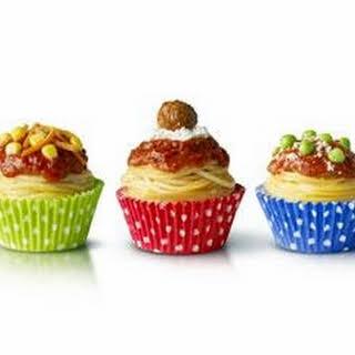 Spaghetti Cupcakes.