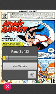 Comic Reader Demo- screenshot thumbnail