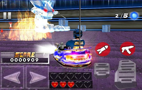 Bumper Car Destruction - screenshot thumbnail