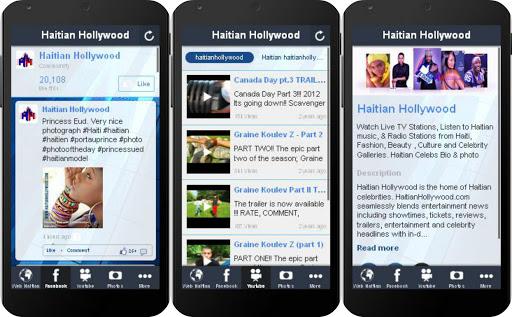 Haitian Hollywood