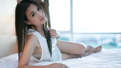 アジアの女の子の壁紙のHD