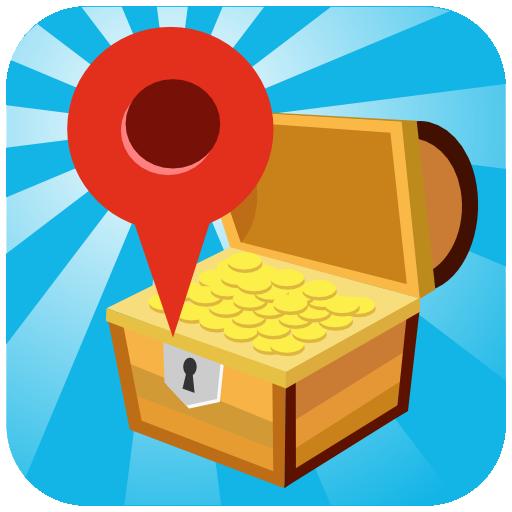 GPS宝探し LOGO-APP點子