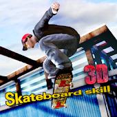 skateboard sport game