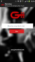Screenshot of Akoristan - Gitar Akorları