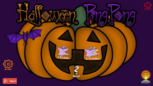 Halloween Ping Pong