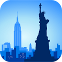 Beautiful Wallpaper New York M icon