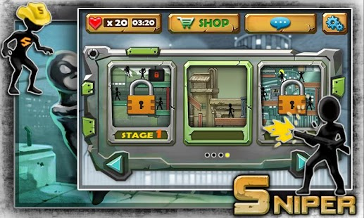 Sniper - Shooting games- screenshot thumbnail