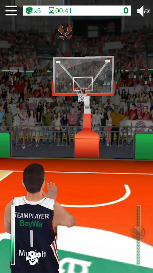 BasketBattle - screenshot