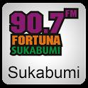 Fortuna 90.7 FM - Sukabumi icon