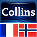 French<>Norwegian Mini Diction logo