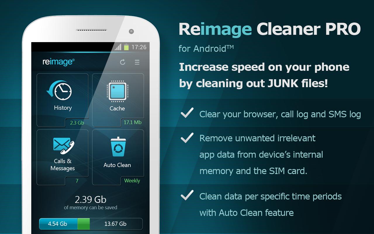 Reimage Cleaner Pro APK 1 0 35 Download - Free Tools APK
