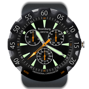 A38 WatchFace for Moto 360- screenshot thumbnail