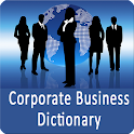 Corporate Business Dictionary icon
