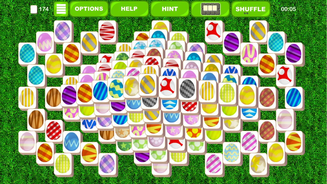 Easter Mahjong Tiles Full Edtn- screenshot